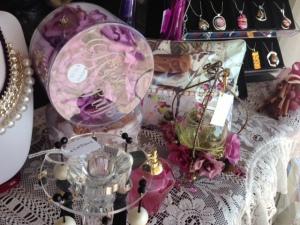 Maple Lane pic 7 pink purple bird bag medium